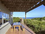 Beautiful Beachfront House Near Plett